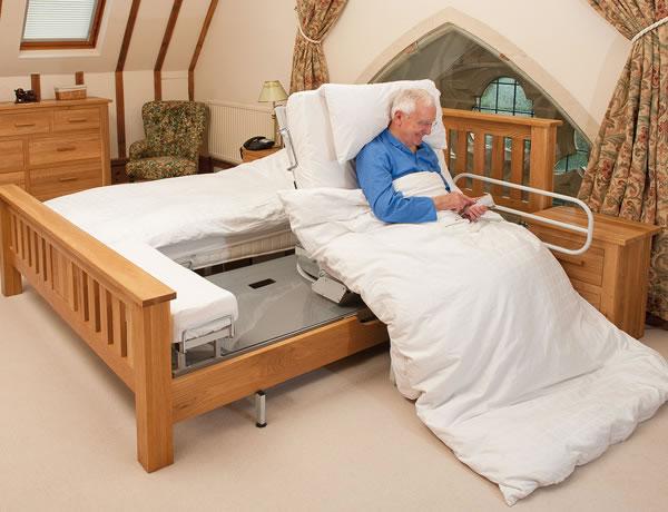 giường thông minh tự điều chỉnh